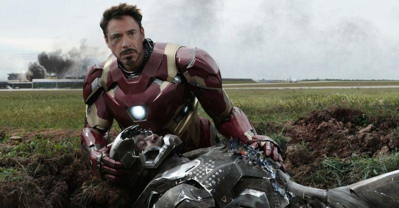 Avengers: Wojna bez granic - usunięta scena miała nawiązać do Wojny bohaterów