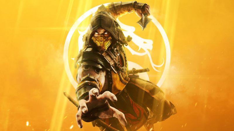 Mortal Kombat 11 - gdzie jest Scorpion? Twórcy publikują grafikę pełną easter eggów