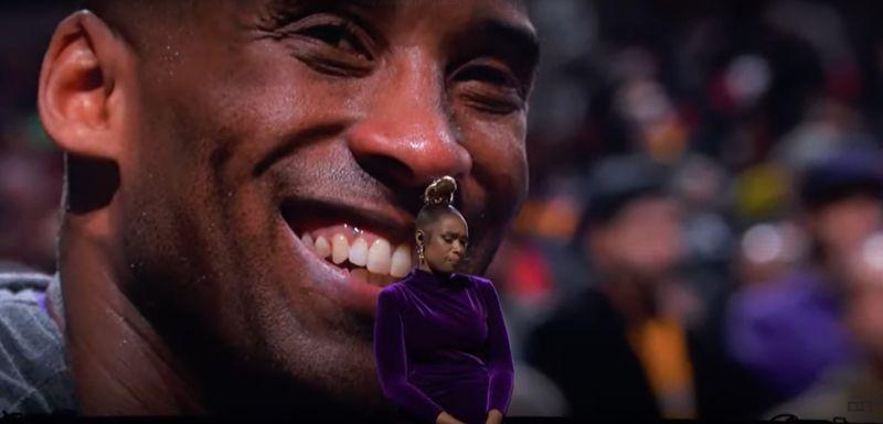 Hołd dla Kobego Bryanta - piosenka zdobywczyni Oscara porusza do łez