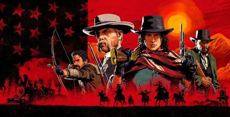 Red Dead Online już dostępne jako samodzielna produkcja