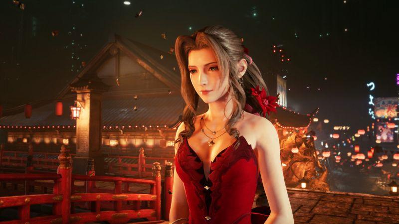 Final Fantasy 7 Remake - twórcy o systemie walki. Kiedy pierwsze recenzje?