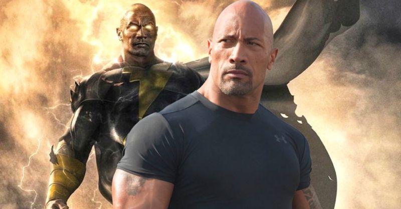 Black Adam - znany z Aladyna aktor w roli przeciwnika tytułowego bohatera?