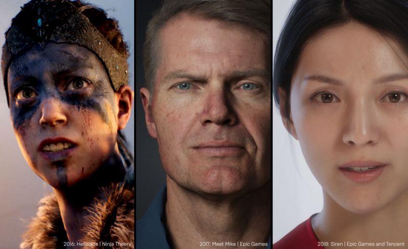 Epic Games przejmuje specjalistów od animacji twarzy