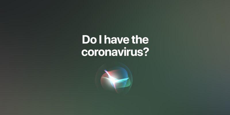 Siri odpowie na pytania związane z koronawirusem