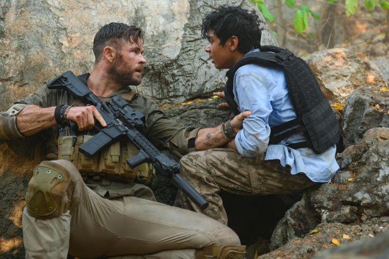 Tyler Rake: Ocalenie - producenci Joe i Anthony Russo o sukcesie filmu Netflixa