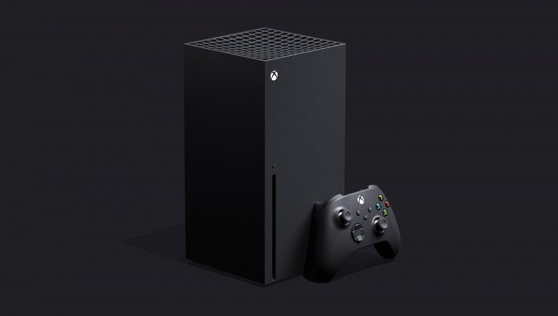 Naklejka mogła zdradzić dokładną datę premiery Xboxa Series X