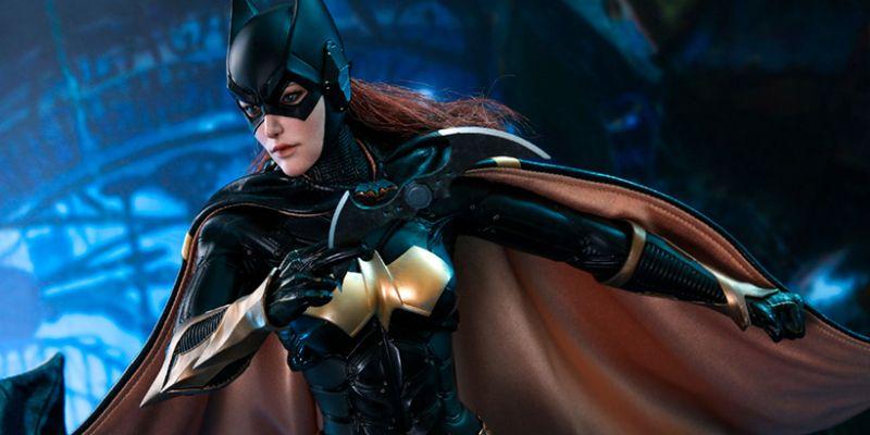 Batman: Arkham Knight - Batgirl jak żywa. Zobacz zdjęcia nowej figurki od Hot Toys