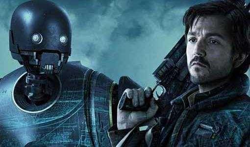 Star Wars - nowy opis serialu o Cassianie Andorze z Łotra 1
