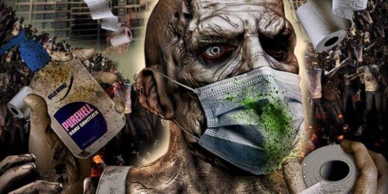 Corona Zombies - pierwszy film o koronawirusie. Już jest zwiastun