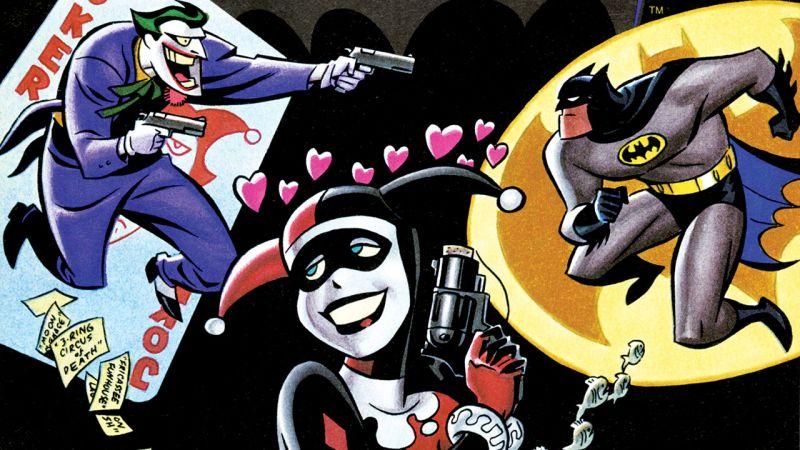 Batman. Szalona miłość i inne opowieści - recenzja komiksu