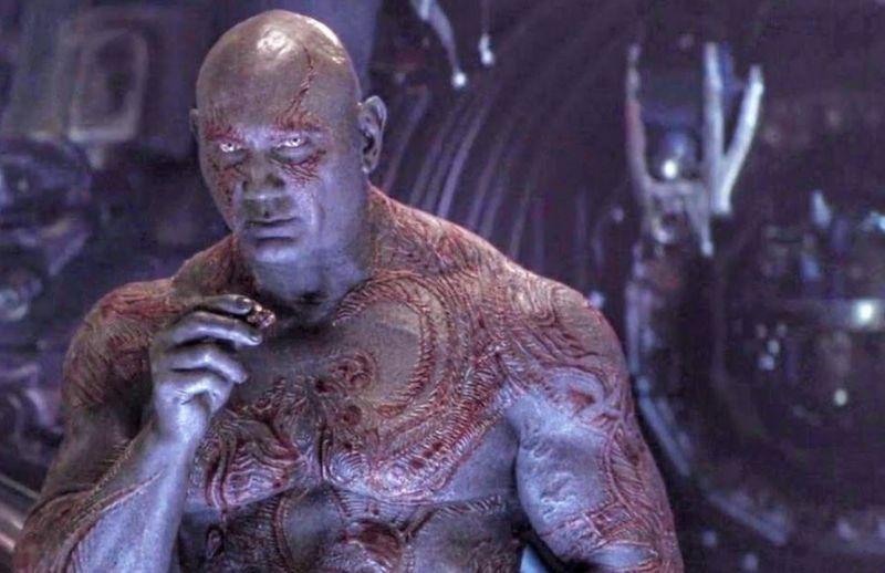 MCU - mógł powstać film o Draxie i Mantis. Dave Bautista o pomyśle
