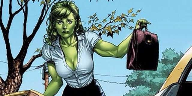 She-Hulk - pojawi się zaskakująca postać w serialu? Jej związek z Hulkiem zszokuje fanów