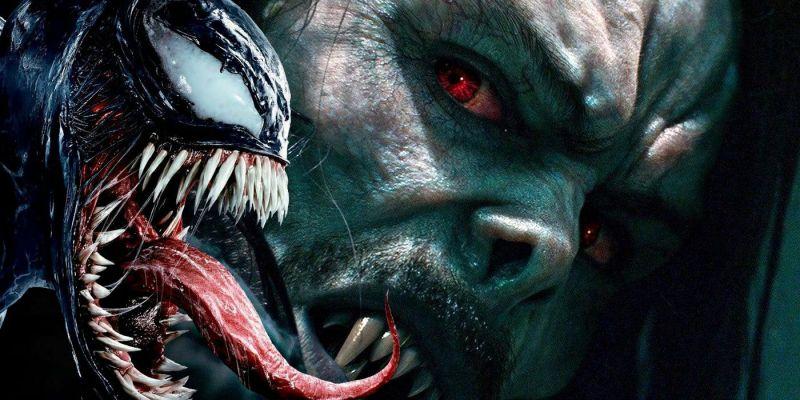 Morbius - Venom jako graffiti. Oto nowy easter egg z planu. Kiedy zwiastun?