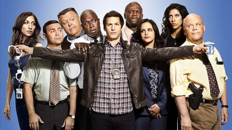 Brooklyn 9-9 - scenariusze 8. sezonu zostały skasowane z powodu protestów