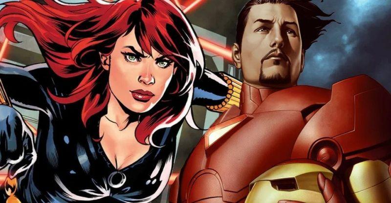 Marvel - Iron Man i Czarna Wdowa nagrali kiedyś sekstaśmę. Najgorszy komiks w historii?
