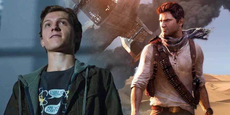 Uncharted - adaptacja gry przeklęta? Tom Holland o przerwaniu zdjęć pierwszego dnia