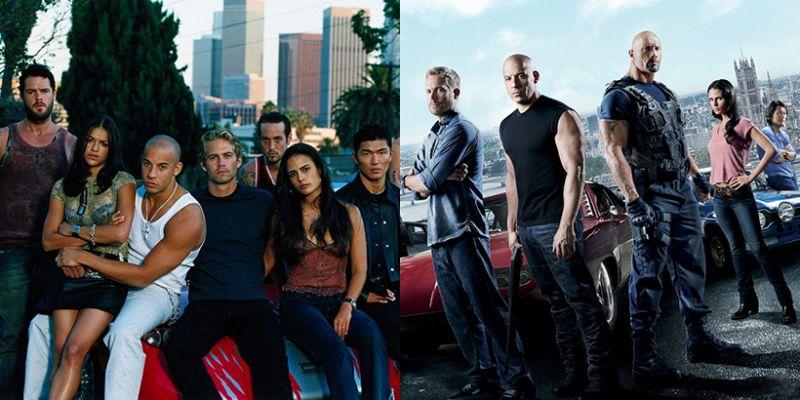 Szybcy i wściekli - QUIZ dla 'rodziny'! Czujnie oglądaliście serię z Paulem Walkerem i Vinem Dieselem?