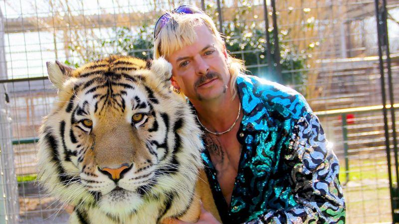 Król tygrysów - Joe Exotic walczy o ułaskawienie przez Donalda Trumpa