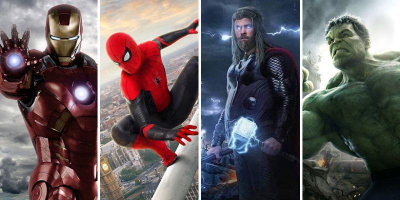 QUIZ: Marvel - rozpoznaj film po kadrze. Jak dobrze znasz świat Avengersów?