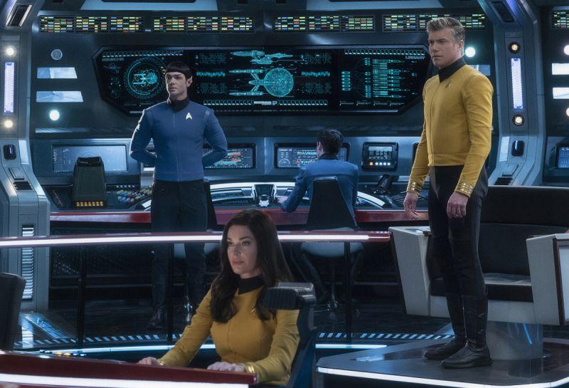 Star Trek: Strange New Worlds - sezon serialu będzie miał ciągłą fabułę? Producent odpowiada