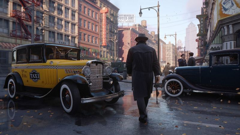Mafia: Definitive Edition wygląda fenomenalnie. Zobacz screeny z remake'u The City of Lost Heaven