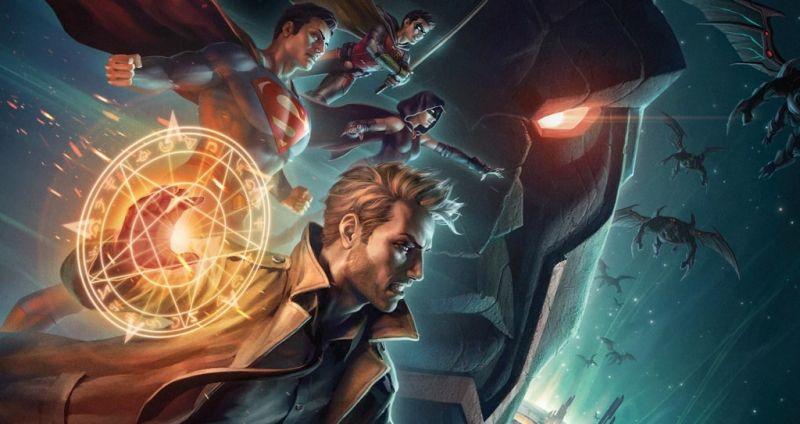 Justice League Dark: Apokolips War - recenzja animacji