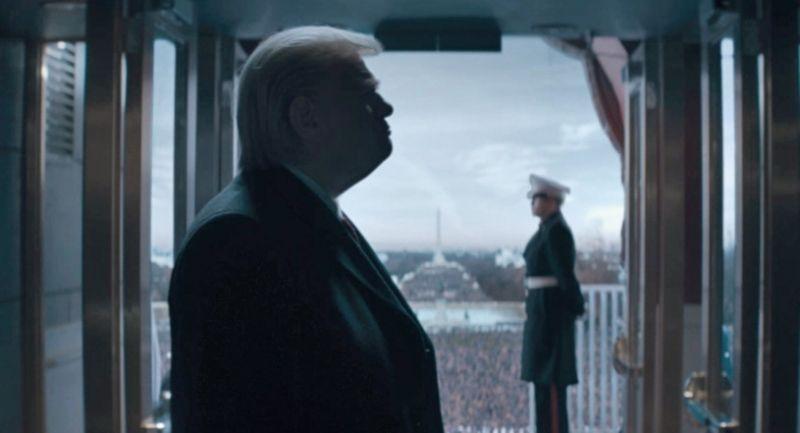 The Comey Rule - teaser serialu. Brendan Gleeson jako Donald Trump