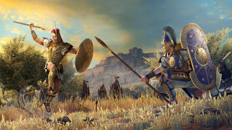 A Total War Saga: Troy za darmo na premierę! Jest jednak pewien haczyk...
