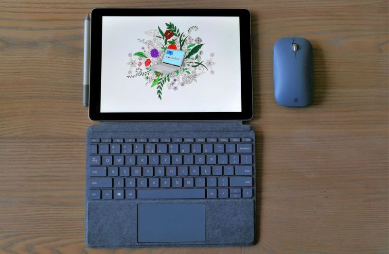 Microsoft Surface Go 2 jest jak Robin wśród kompaktowych laptopów