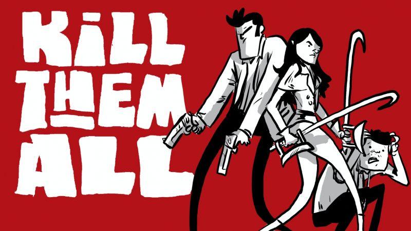 Kill Them All - reżyserka drugiej ekipy Star Wars 9 za kamerą adaptacji komiksu