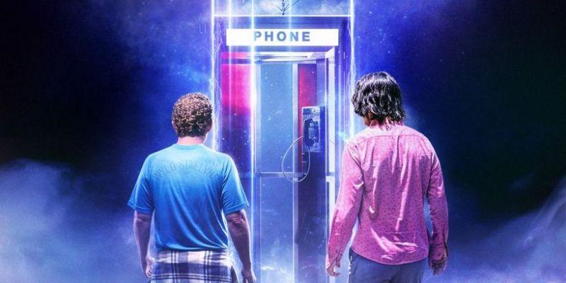 Bill i Ted 3 - jest zwiastun! Keanu Reeves znów podróżuje w czasie