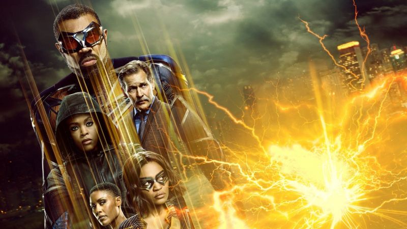 Black Lightning: sezon 3 - recenzja