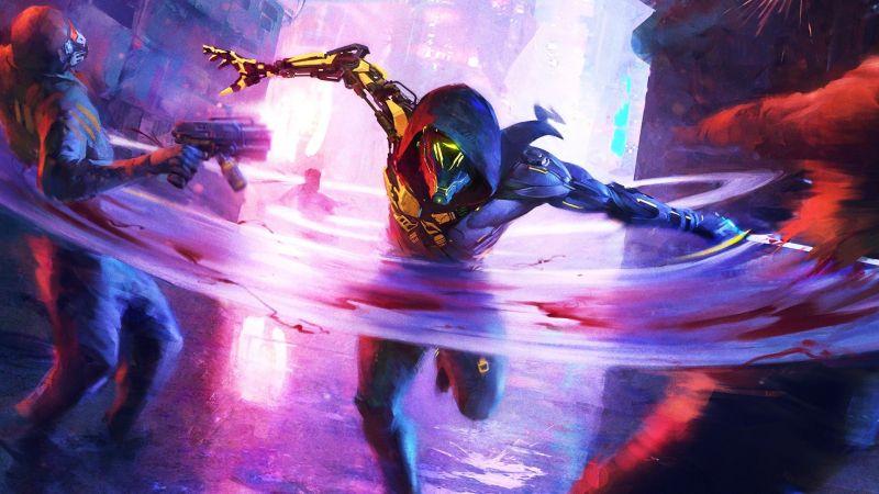 Ghostrunner otrzyma darmową aktualizację do wersji PS5 i Xbox Series S/X