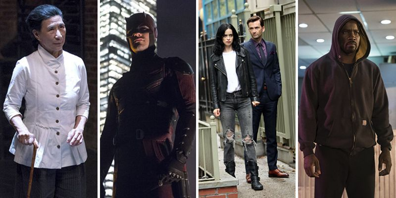 Marvel i Netflix - najpotężniejsze postacie seriali superbohaterskich [RANKING]