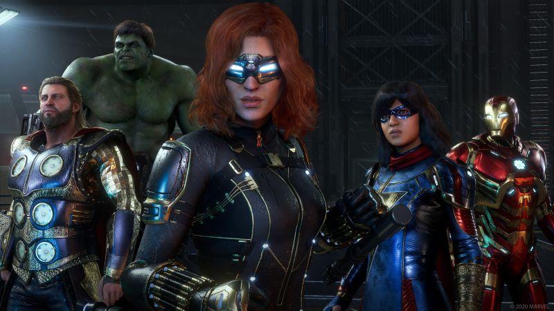 Marvel's Avengers - Mściciele gotowi na premierę. Zobacz nowy zwiastun gry