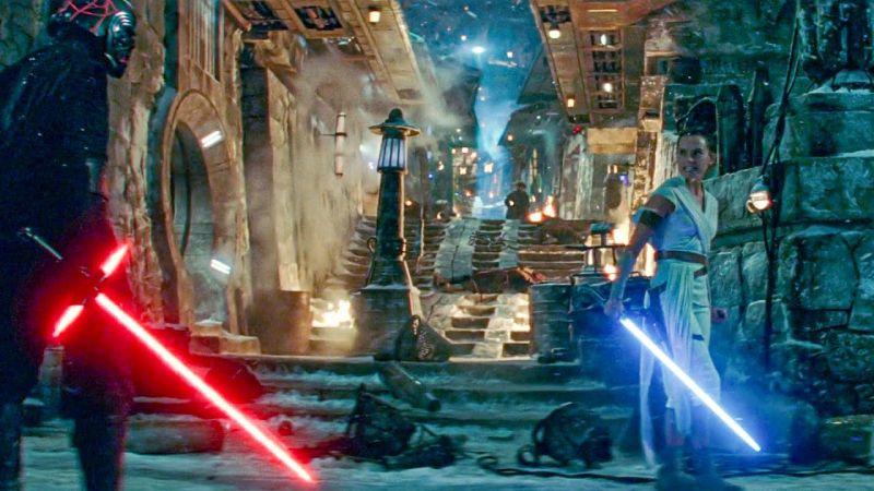 Skywalker. Odrodzenie - niewykorzystany projekt zespołu z Kantyny na Kijimi