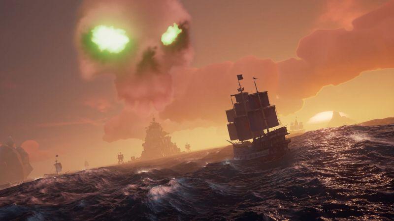 Sea of Thieves sporym sukcesem na Steam. Liczba graczy robi wrażenie
