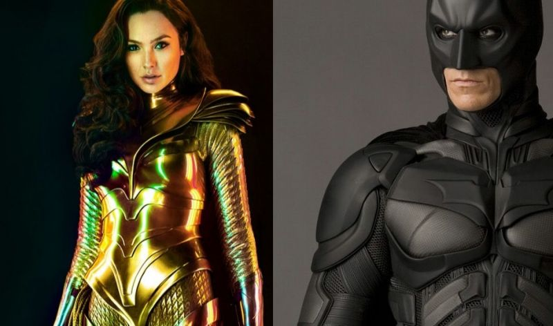 Wonder Woman 1984 - kostiumografka o podobieństwach Złotej Zbroi do stroju Batmana
