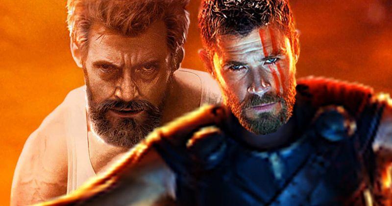 Marvel - czy młot Thora może przebić szkielet Wolverine'a? To zależy...