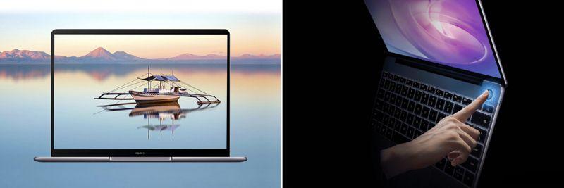 Nowy Huawei MateBook 13 chce być twoim komputerem na wakacje i do pracy