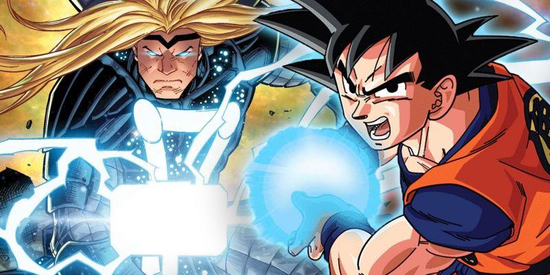 Marvel - najsilniejsza moc Thora w historii jest żywcem wyjęta z... Dragon Balla