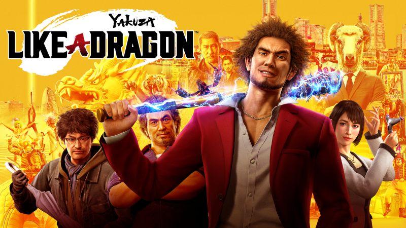 Yakuza: Like a Dragon na PS5 z datą premiery. Kiedy zagramy?