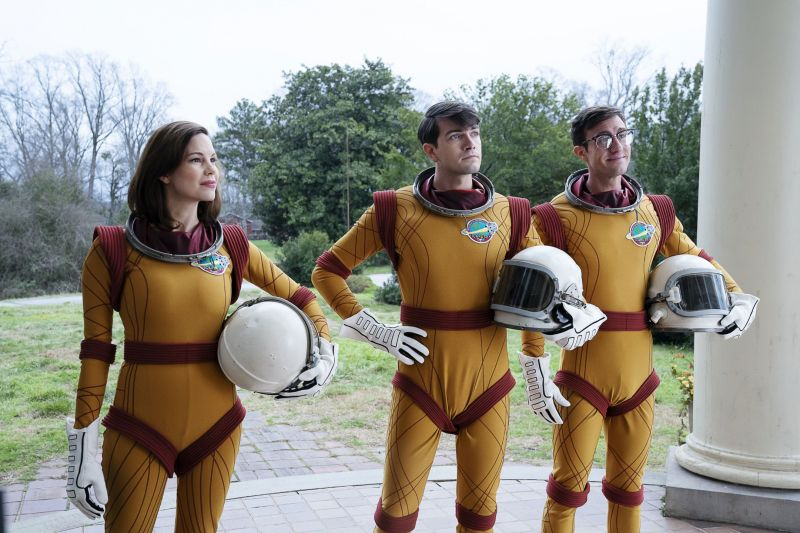 Doom Patrol: sezon 2 - zdjęcia z 6. odcinka. Koronawirus wpłynął na serial?