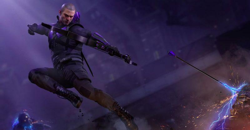Marvel's Avengers – beta ze szczegółami. Hawkeye trafi do gry po premierze!