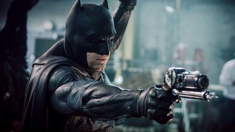 Snyder Cut - Ben Affleck na nowym zdjęciu z okazji Dnia Batmana