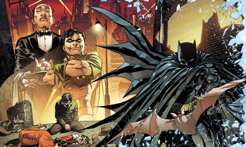Batman cofnie się w czasie i założy słynny strój - niezwykle ważny komiks DC nadchodzi