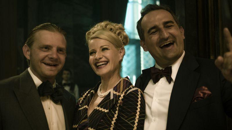 Gierek - Michał Koterski i Małgorzata Kożuchowska na nowym zdjęciu z filmu