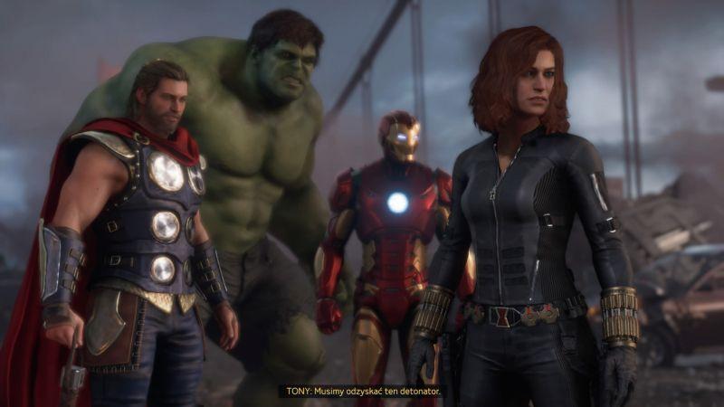 Marvel's Avengers - Shana Bryant i Philippe Therien o kulisach pracy nad grą [WYWIAD]