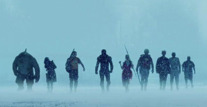 Legion samobójców 2 - wybuchowe wideo z planu! Zobaczcie, jak wyglądają członkowie Suicide Squad