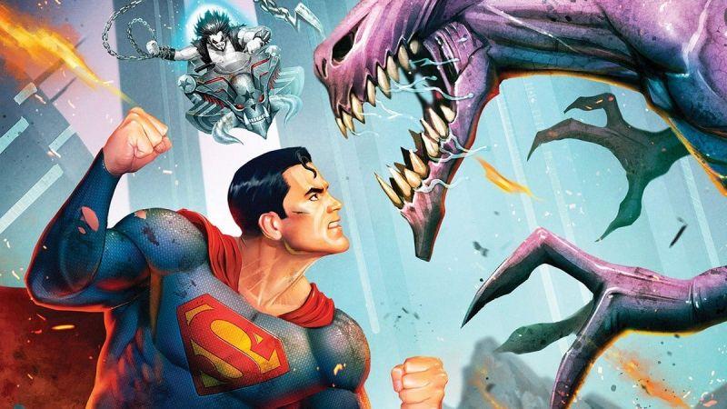 Superman: Man of Tomorrow - recenzja filmu